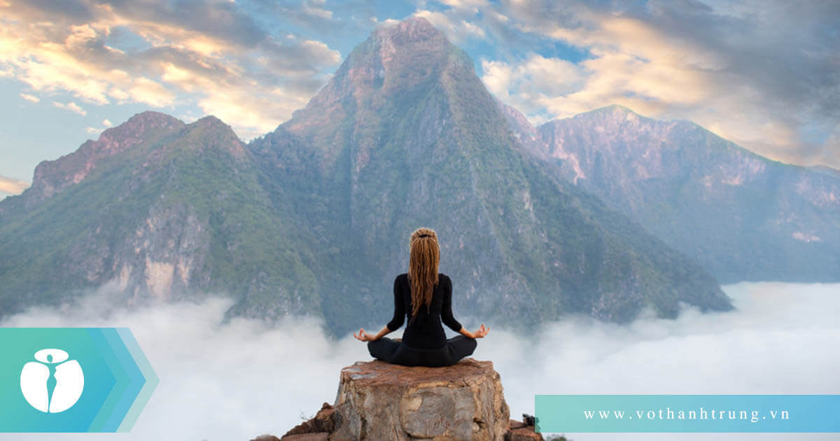 Thiền - Phương Pháp Giúp Tâm Trí Nghỉ Ngơi
