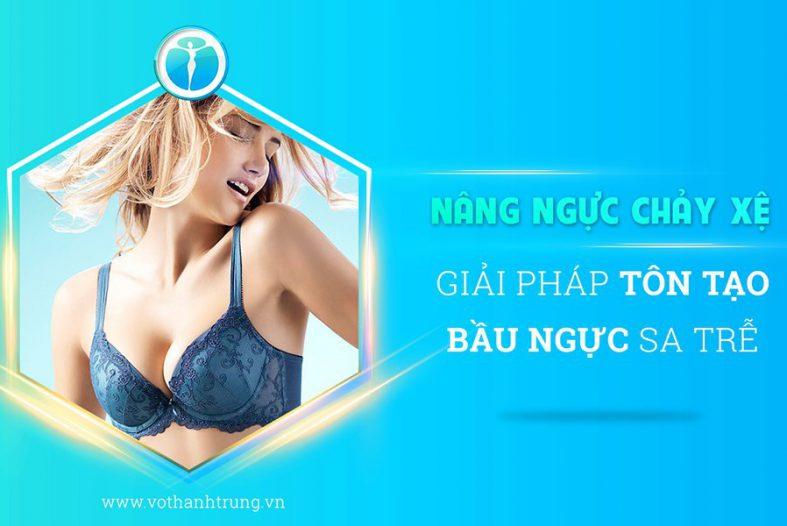 Nang Nguc Chay Xe 1