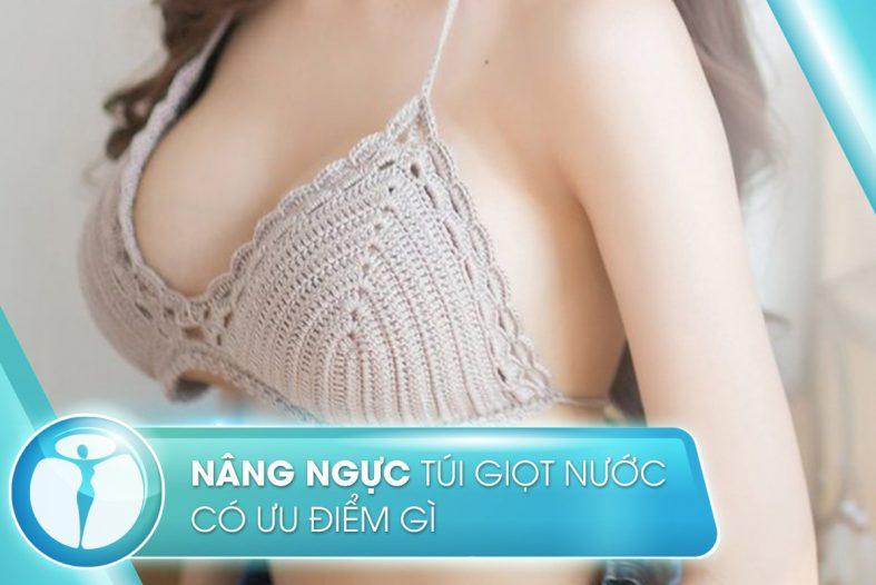 Nang Nguc Tui Giot Nuoc Min