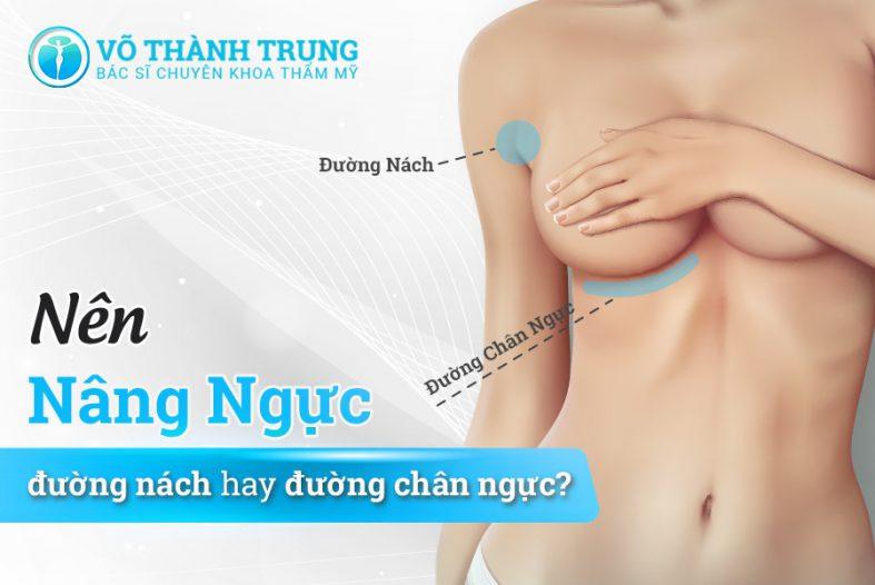 Nen Nang Nguc Duong Nach Hay Duong Chan Nguc