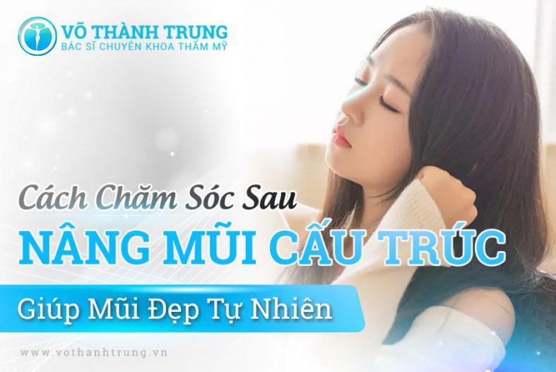 Cham Soc Sau Nang Mui