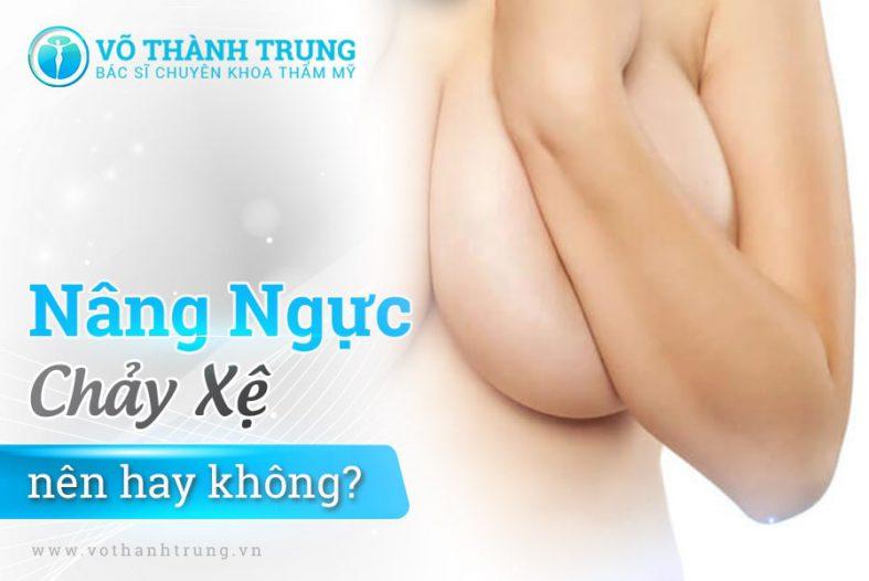 Nang Nguc Chay Xe