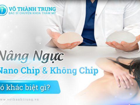 Nang Nguc Nano Chip Va Khong Chip Co Khac Biet Gi